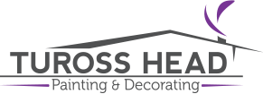 tuross head painting and decorating logo